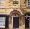This 12th century stone building is a beauty in the heart of Lincoln.